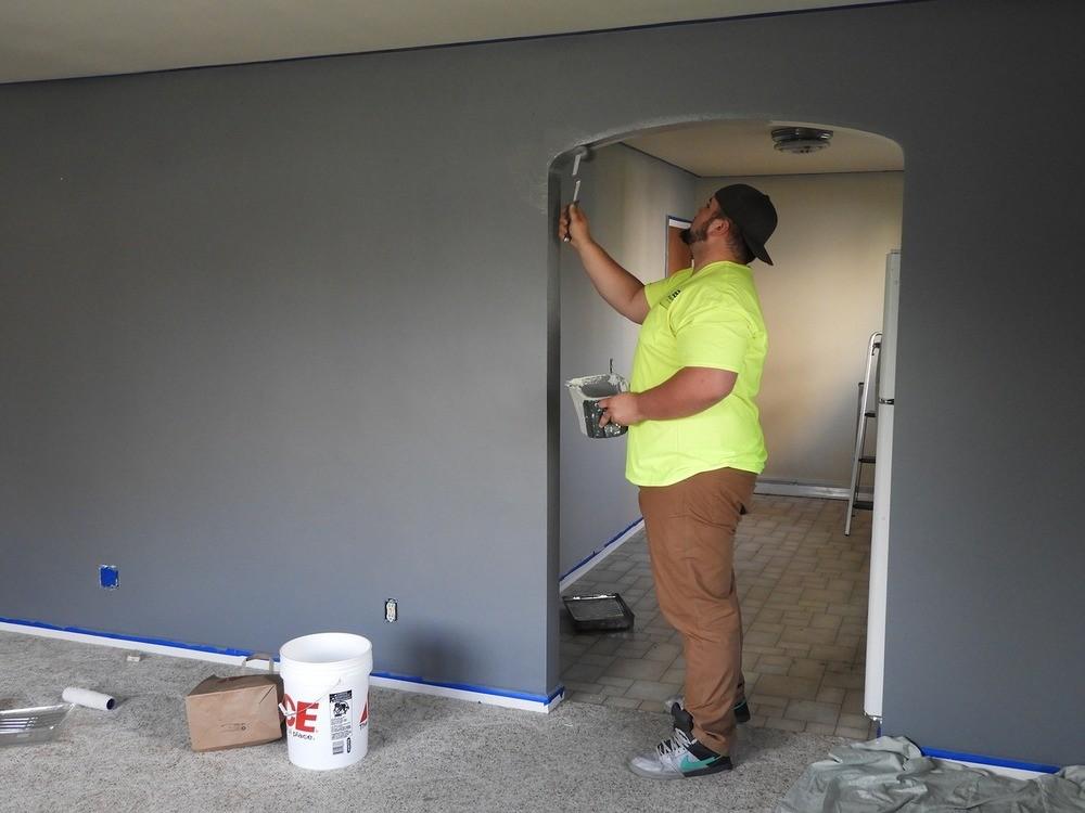 Hitta en målare för jobbet