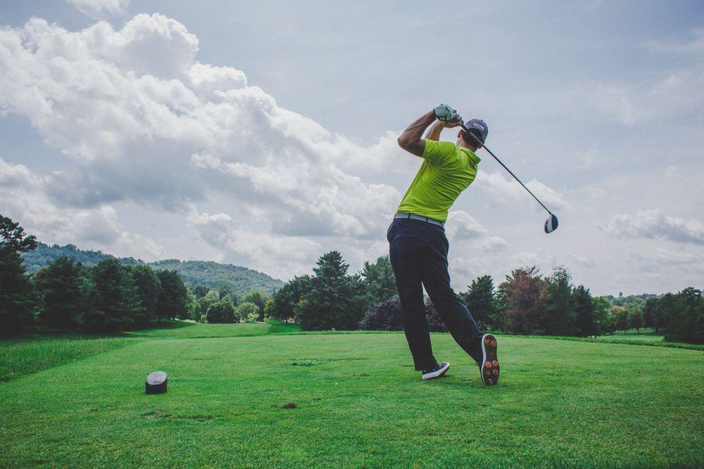 Svinga dig in i golfens värld
